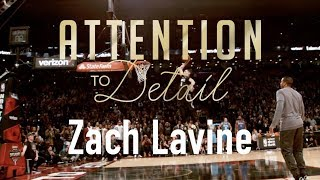 How Zach Lavine is KILLING the NBA (Attention to Detail)