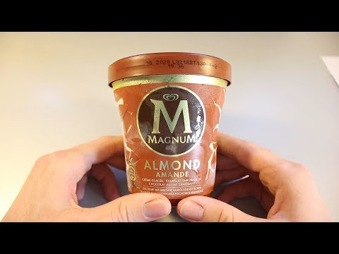 Magnum Almond Pint Review