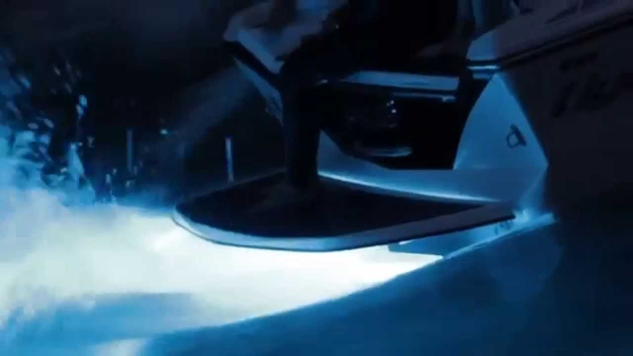 underwater led boat lights creating a stunning wake at night - youtube, Reel Combo