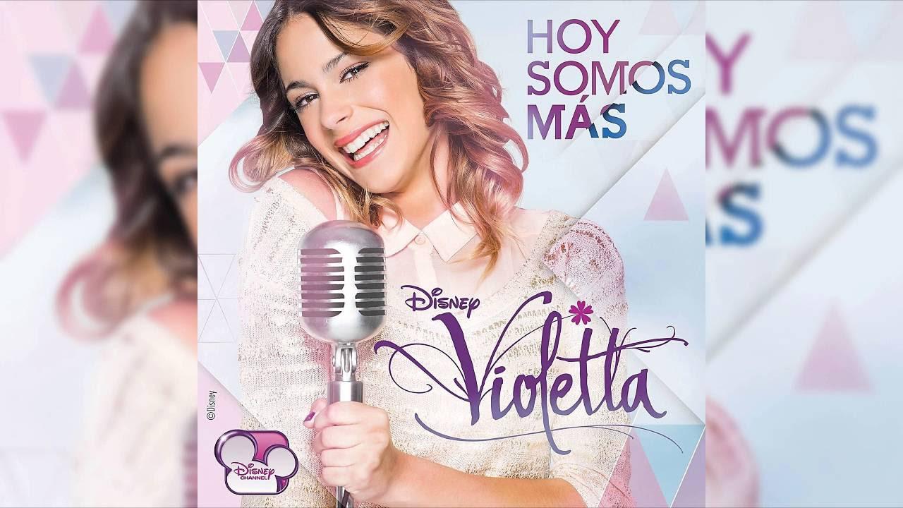 Violetta - Alcancemos Las Estrellas (Audio)
