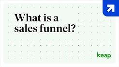 Understanding your sales funnel