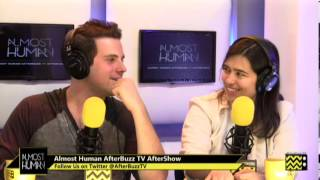 "Almost Human After Show Season 1 Episode 8 ""You Are Here"" 