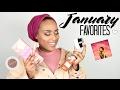 JANUARY FAVORITES 2017 | Aysha Abdul