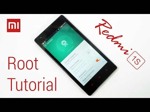 Xiaomi Redmi 1S - How to Root or Unroot (Safe - NO loss of Apps & Data!)