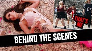 Azzyland Money Feat Big Nem Behind The Scenes Youtube
