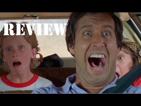 THE MOVIE ADDICT REVIEWS National Lampoon's Vacation (1983 ...