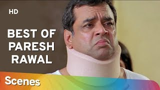 Best of Paresh Rawal - Bhagam Bhaag  | Akshay Kumar | Govinda - Superhit Hindi Movie