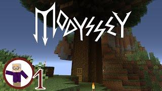 Chronos - The Modyssey Modpack Ep01: Modesty