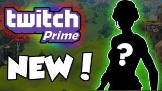 Twitch Prime Pack 2 Fortnite New Items!