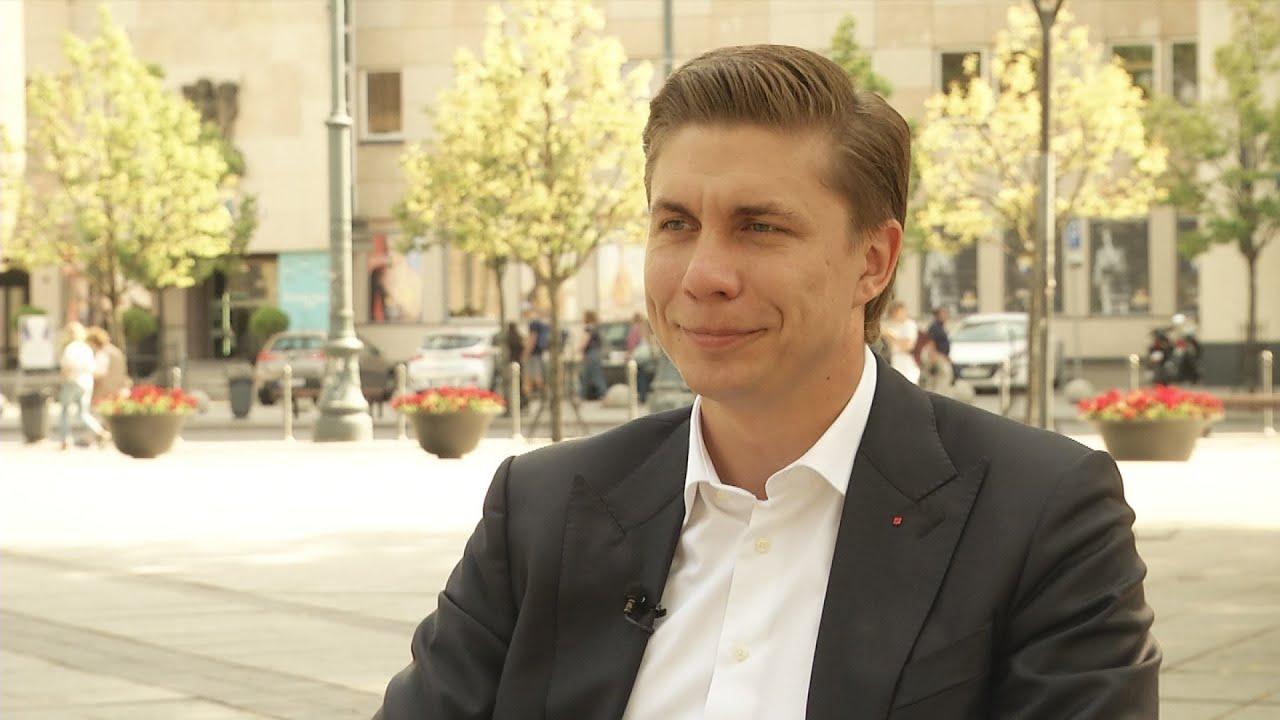 """Mindaugas Sinkevičius: """"Racionalių argumentų būti politiku nėra"""""""