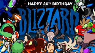 30 Years of Blizzard (Cartoon)