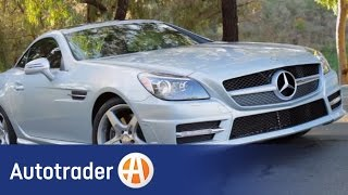 2012 Mercedes Benz SLK Class - Coupe | New Car Review | AutoTrader