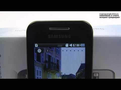 Обзор смартфона Samsung Wave 525
