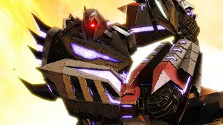Gambar cover Megatron Tribute - INFINITE [Transformers: Prime/Aligned AMV/GMV]