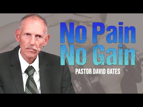 1/4 No Pain No Gain - David Gates