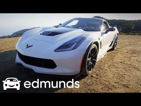 2018 Chevrolet Corvette Z06 Carbon 65 Edition Review | Test Drive | Edmunds