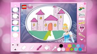 LEGO Disney Princess - Sparkle Art Inspiration: Cinderella