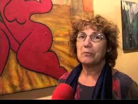 Exposicio colectiva pintors CC Matas Ramis (24-10-2005)