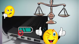 видео Нужно ли вынимать батарею из ноутбука при работе от сети?