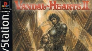 Classic Game Room - VANDAL HEARTS II review for PlayStation