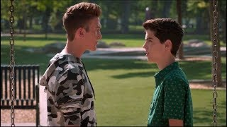 Andi Mack - The GAY Near Kiss  and Apologize - The New Girls