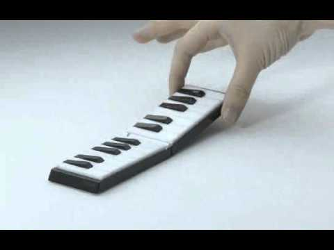 Concept Instrument Mobile Phone - Key To Touch