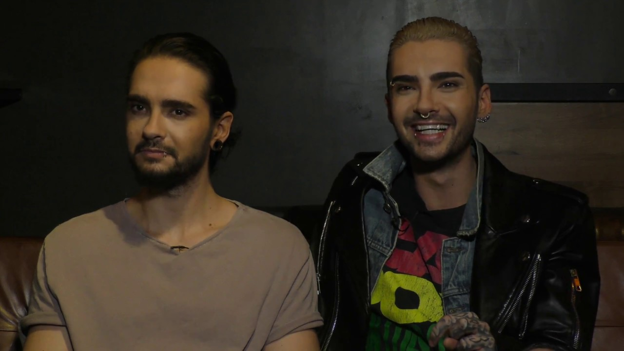Tokio Hotel Interview Bill And Tom Kaulitz