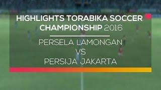 Video Gol Pertandingan Persela Lamongan vs Persija Jakarta
