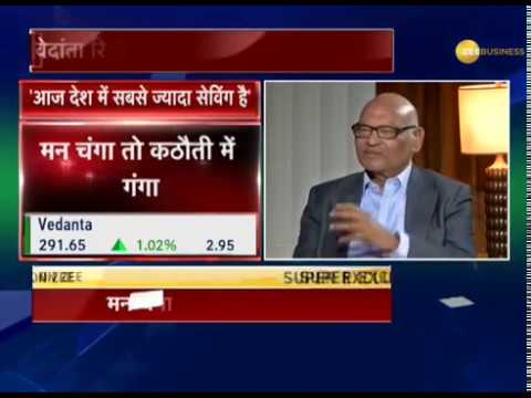 Exclusive conversation with Anil Agarwal, founder and Chairman of Vedanta Resources Plc