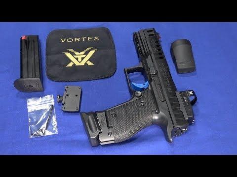 Review: Vortex Venom on Walther PPQ Q5 SF