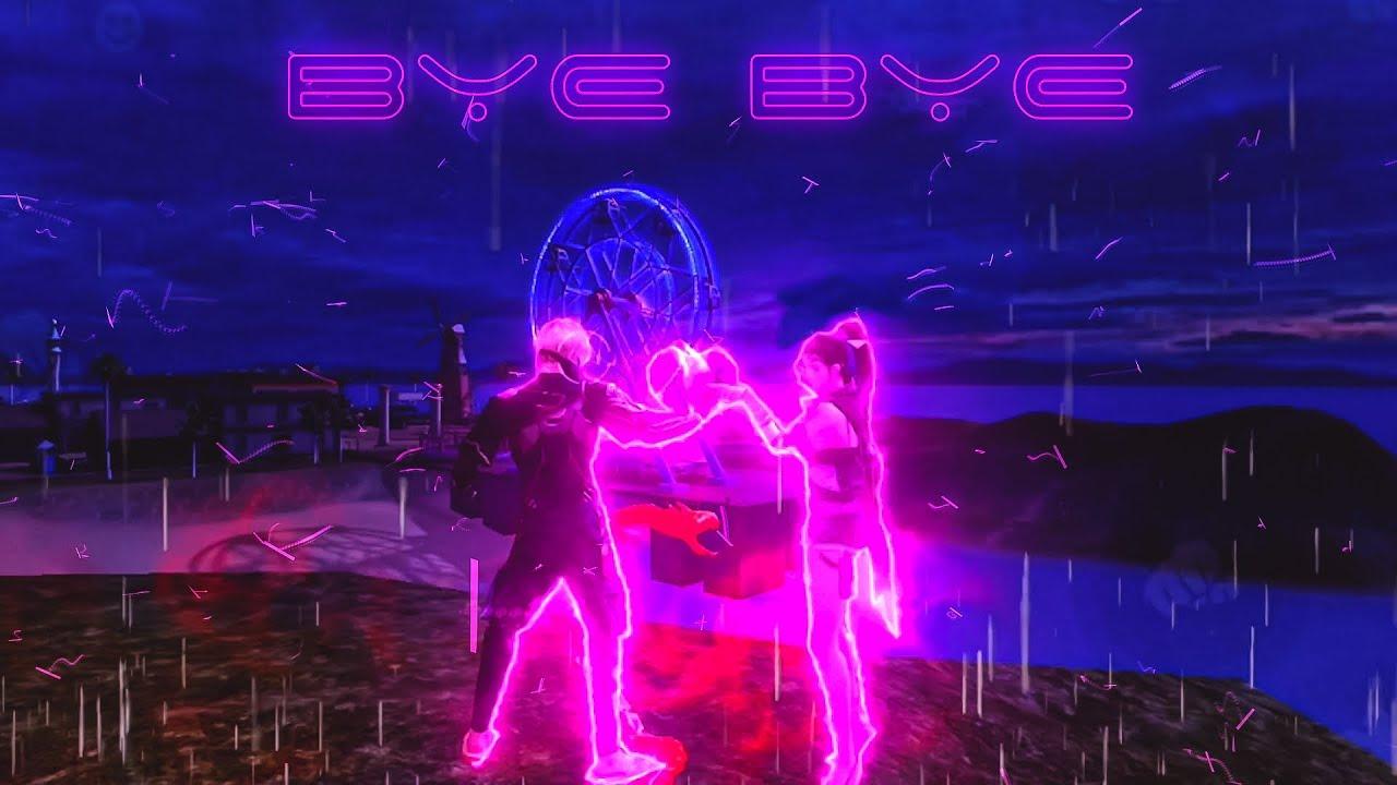 Bye Bye 🙂 forever
