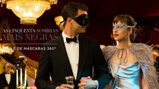 """""""As Cinquenta Sombras Mais Negras"""" - Baile de Máscaras 360° (Universal Pictures Portugal)"""