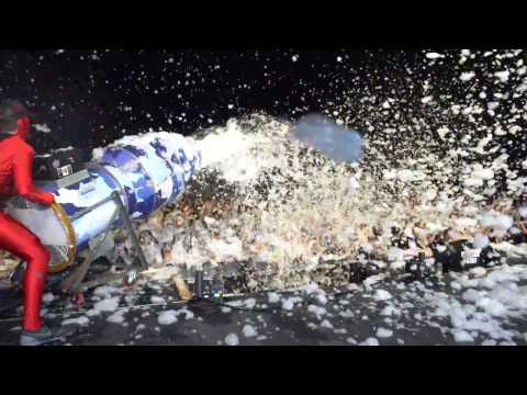 Foam Wonderland - Climax Tour 2017 Trailer