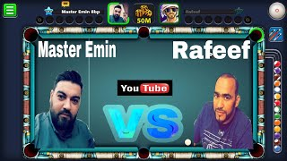 Master Emin 8bp & Rafeef Hathehe Berlin Platz trick shots. 8 Ball Pool Miniclip 😎😎