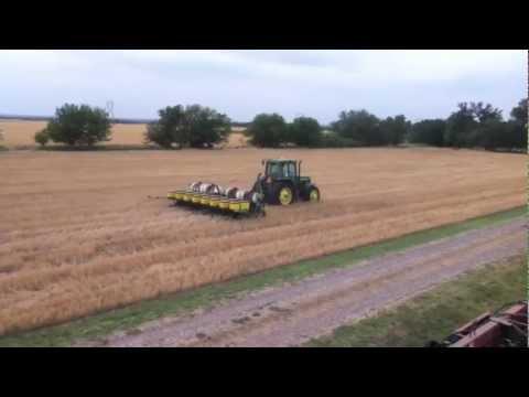 Planting Forage Sorghum