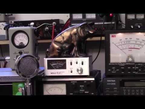 Measuring RF Power With an Oscilloscope & Other Instruments