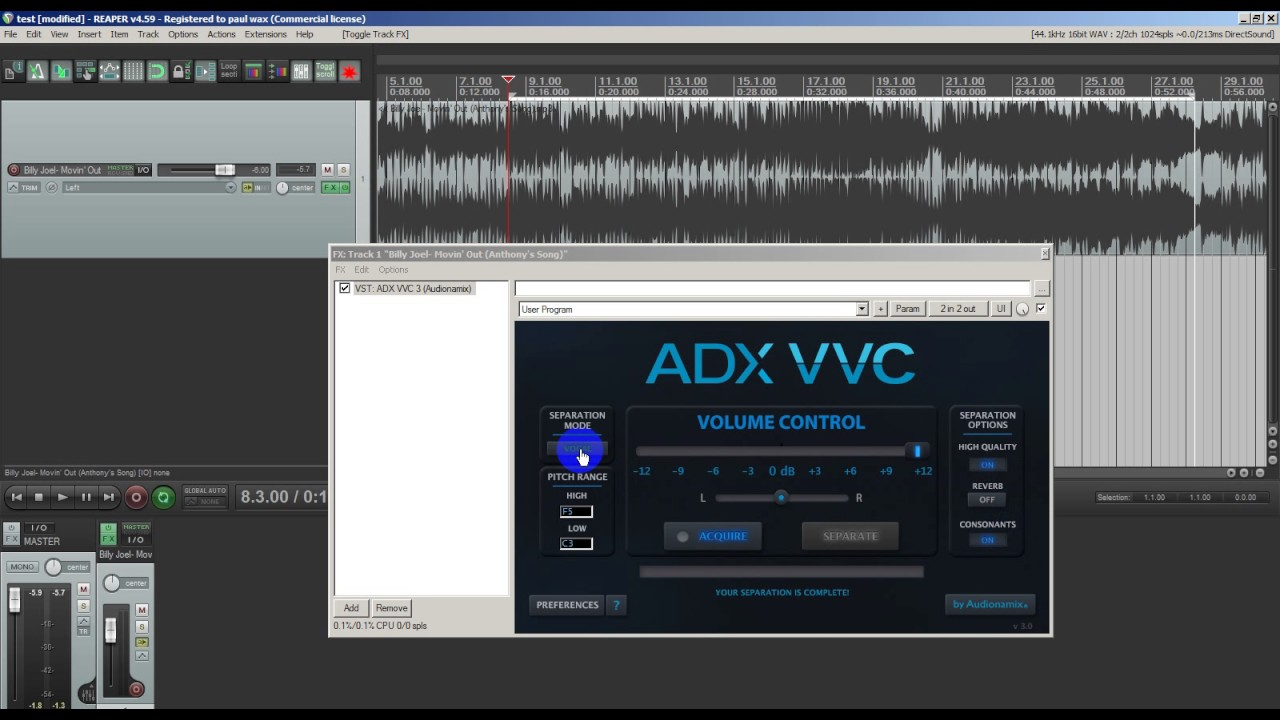 Extra boy vocal remover vst plugin free download.