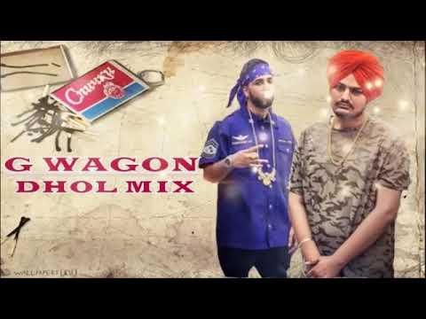 G wagon Dhol mix