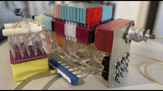 FluidicPC#1 Фрехтен Струйная техника