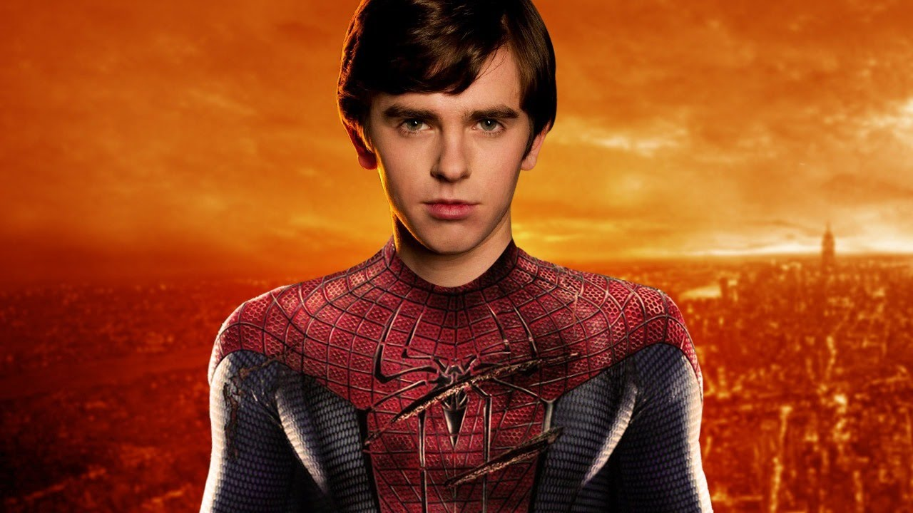 freddie highmore - photo #41