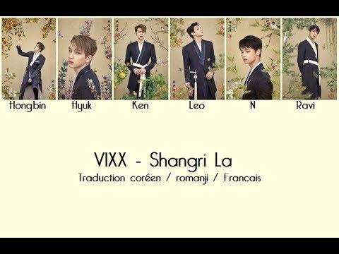 VIXX - Shangri La (Han/Rom/Vostfr)