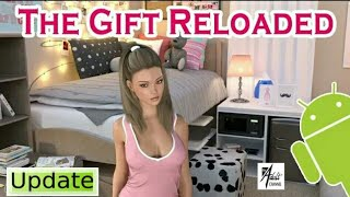 The Gift Reloaded Latest v0.07 APK Android Port Adult Visual Novel Game Download