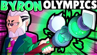 BYRON OLYMPICS! || 17 Tests! || He's BETTER Than you Think!!