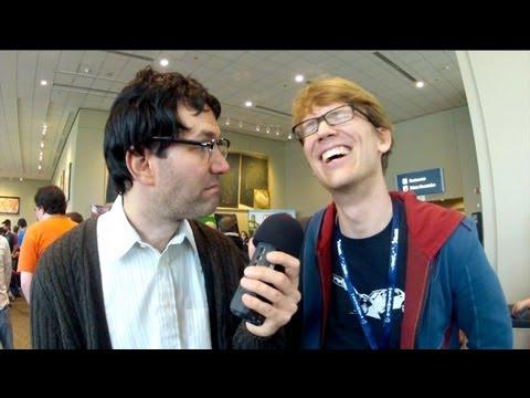 Yeshmin Meets Hank Green (Extended Verison) - PAX 2012