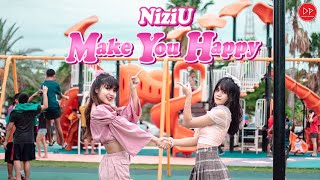 Download Lagu [KPOP IN PUBLIC] NiziU『Make you happy』Dance Cover By DP DoublePower | THAILAND mp3