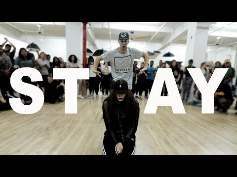 """STAY"" - Zedd ft Alessia Cara Dance Pt. 2 | @MattSteffanina Choreography"