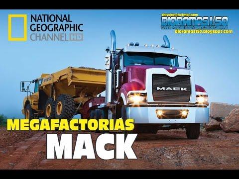 MEGAFACTORIAS - Camiones Mack