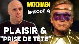 WATCHMEN HBO - Critique ! Episode 4 (spoilers à 2:36)