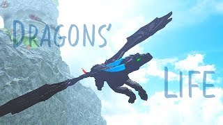DRAGON'S LIFE! I can't believe that THIS is ROBLOX!?