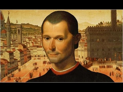[PHILO] Portrait biographique - Machiavel